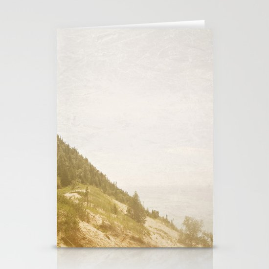 The Mountain Climb Stationery Cards