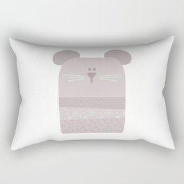 Baby Mouse Rectangular Pillow