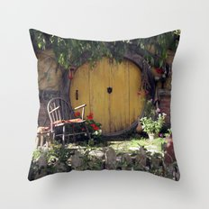 The Hobbit Throw Pillow