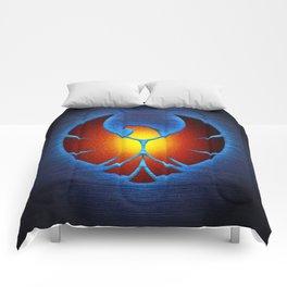 Iron Thunderbird Comforters