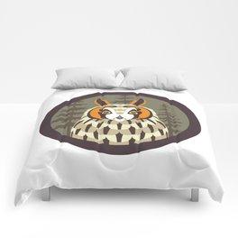 Long-eared Owl Comforters