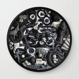 Black&White Wall Clock