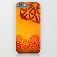 Abstract heat Slim Case iPhone 6s