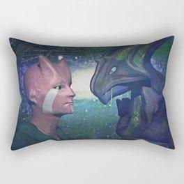 Supernatural  love Rectangular Pillow