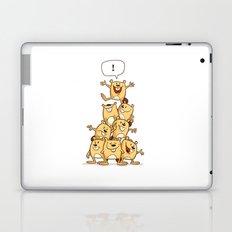 Shout It Out! Laptop & iPad Skin