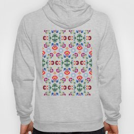 Fiesta Folk Black #society6 #folk Hoody
