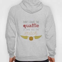 quaffle and snitch Hoody