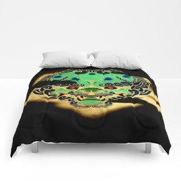 Foo Dog  Comforters