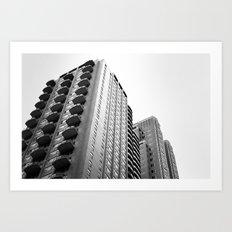 New York, USA. Art Print