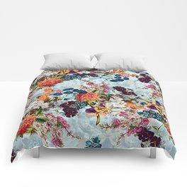 Summer Botanical Garden VIII Comforters