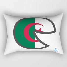Algeria Smile Rectangular Pillow