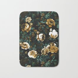 ROSE GARDEN - NIGHT Bath Mat