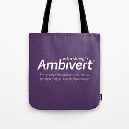 Ambivert® Tote Bag