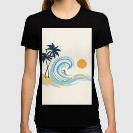 Minimalistic Summer II T-shirt
