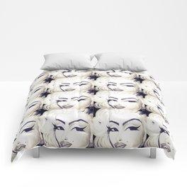 Angel Face Comforters
