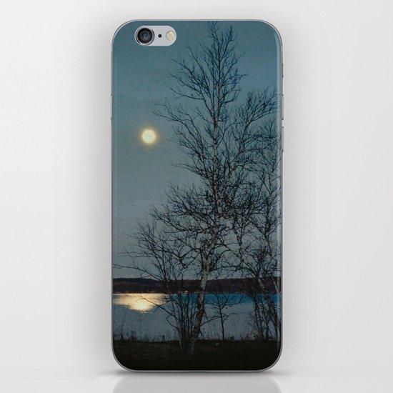 Spirit of the Night iPhone & iPod Skin