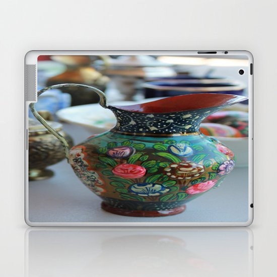 Vase Laptop & iPad Skin