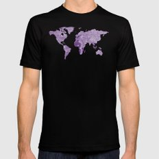 Prince LARGE Black Mens Fitted Tee