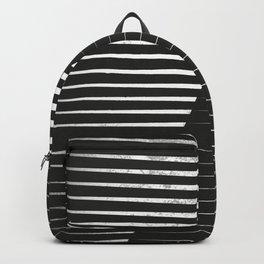 Black vs. White Backpack