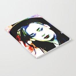 Boy George - Karma Chameleon - Pop Art Notebook