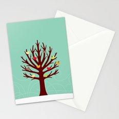 Christmas tree Stationery Cards