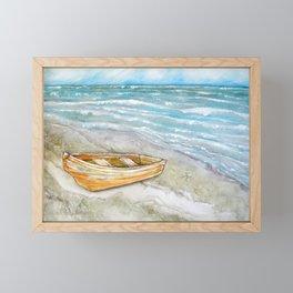 Coastal  Framed Mini Art Print