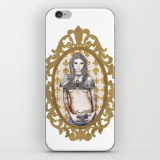 Jeanne. iPhone & iPod Skin