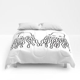 jellystiel Comforters