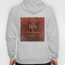 And RED to call enchantment down. Shadowhunter Children's Rhyme. Hoody