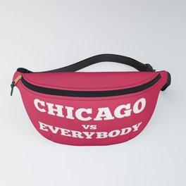 Chicago vs Everybody Fanny Pack