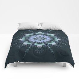 """Dream"" mandala Comforters"