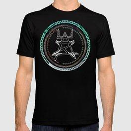 Dr. Eezuz star logo T-shirt