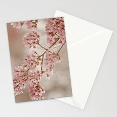 Cherry Float Stationery Cards