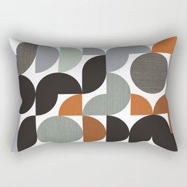 Circulate Rectangular Pillow