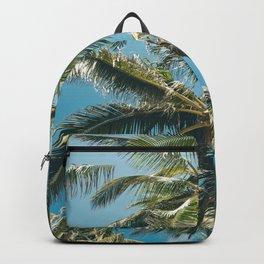 Kuau Palms Paia Maui Hawaii Backpack