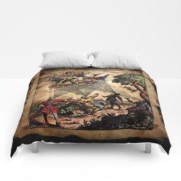 Medieval Minstrel Spirits Comforters