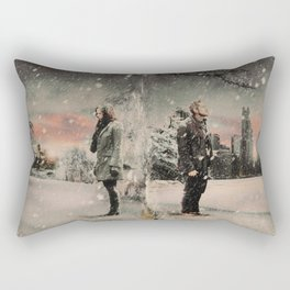 Christmas / OQ Worlds Apart Rectangular Pillow