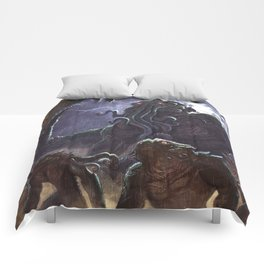 GREAT ANCIENT CTHULHU Comforters