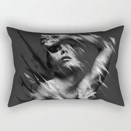 Food For Crime - Piece 3 Rectangular Pillow