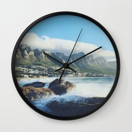 Hello Cape Town Wall Clock
