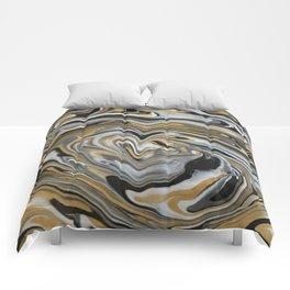 Melting Metals Comforters