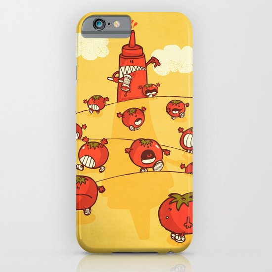 We were tomatoes! iPhone & iPod Case
