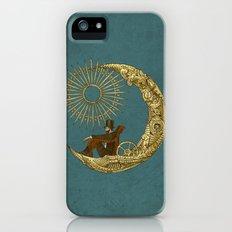 Moon Travel iPhone (5, 5s) Slim Case
