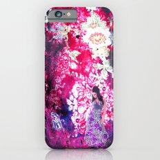 dark roses Slim Case iPhone 6s