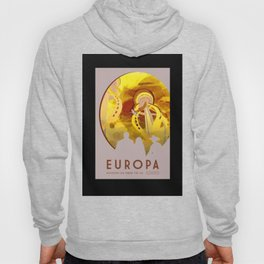 Europa - NASA Space Travel Poster (Alternative) Hoody