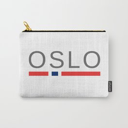 Oslo Norway Carry-All Pouch