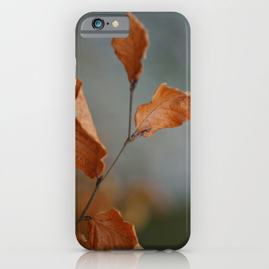 Copper Beech iPhone & iPod Case