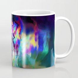 ZELDA LINK ART PAINT Coffee Mug