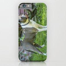mans best friend iPhone 6s Slim Case