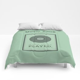 Made to be Played — Music Snob Tip #33⅓ A Comforters